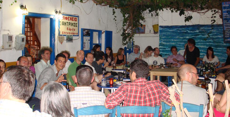 Nisyros island Festivities