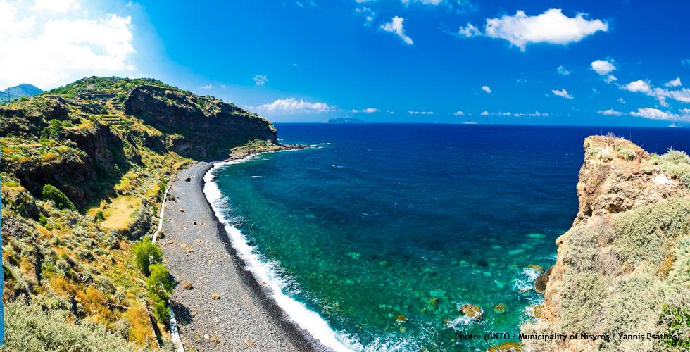 Hohlaki Beach nisiros